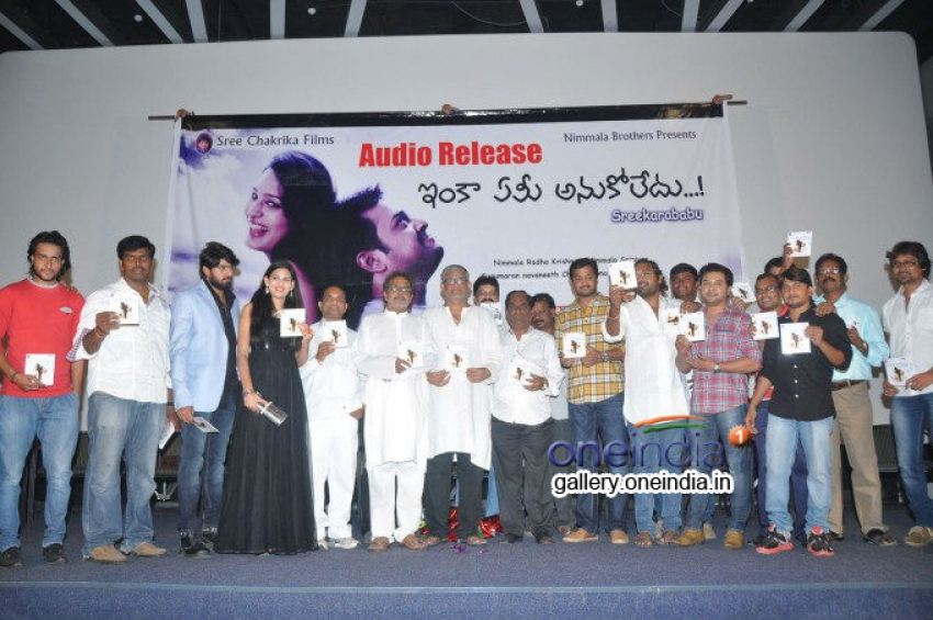 Inka Emi Anukoledu Audio Launch Photos