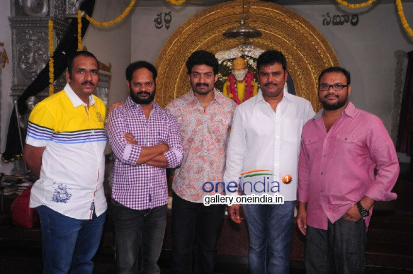 Kalyan Ram's Sher Movie Launch Photos