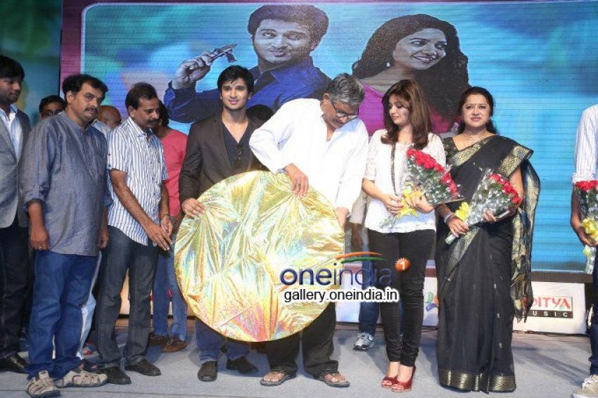 Karthikeya Audio Launch Photos