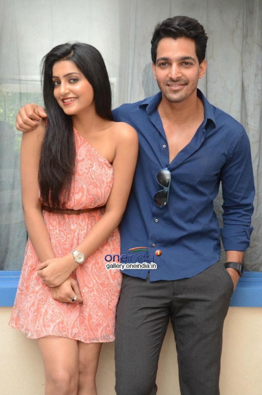 Maaya Movie First Look Launch Photos