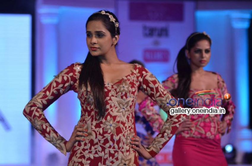 Fashion Show at NIFT in Hyderabad Photos