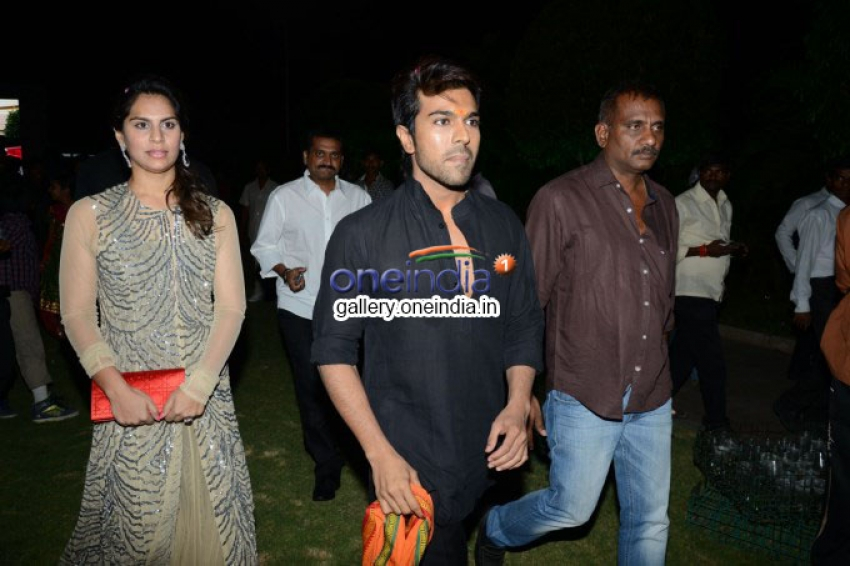 Dil Raju Daughter Wedding Reception Photos