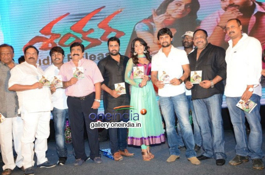 Shankara Audio Launch Photos