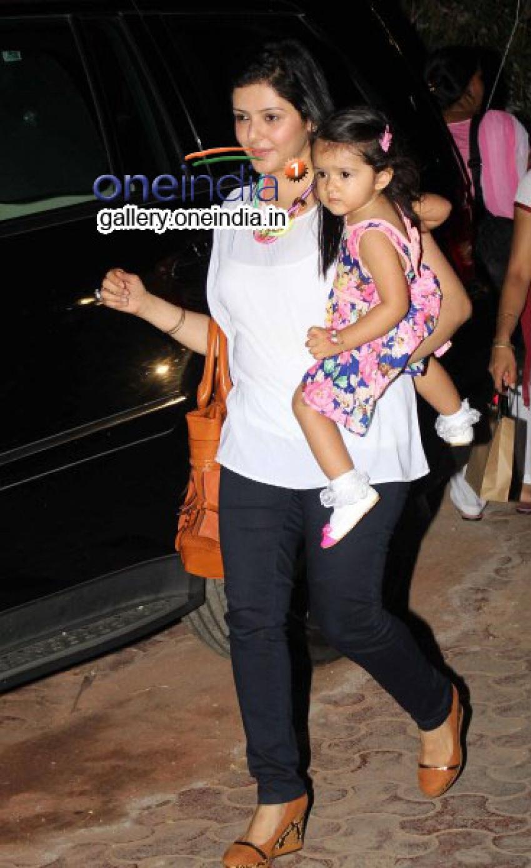 Shilpa Shetty Son Vivan Raj 2nd Birthday Celebration Photos