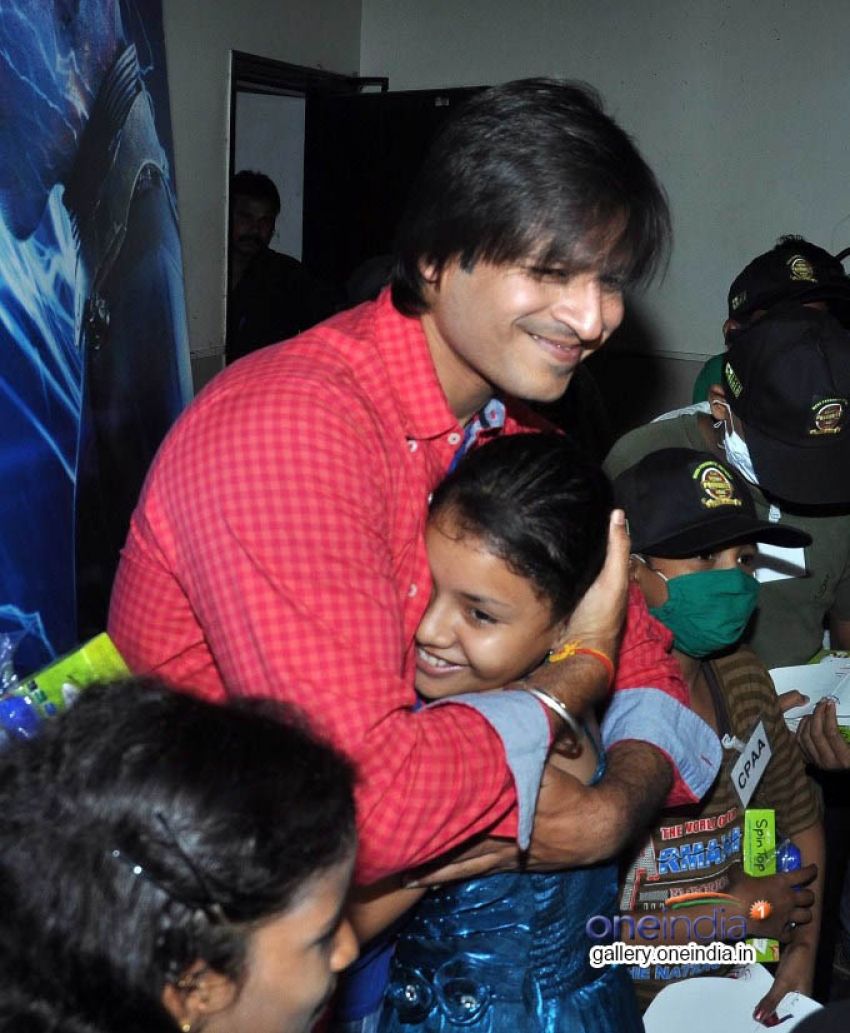 Special Screening of Amazing Spider Man 2 for NGO Kids Photos