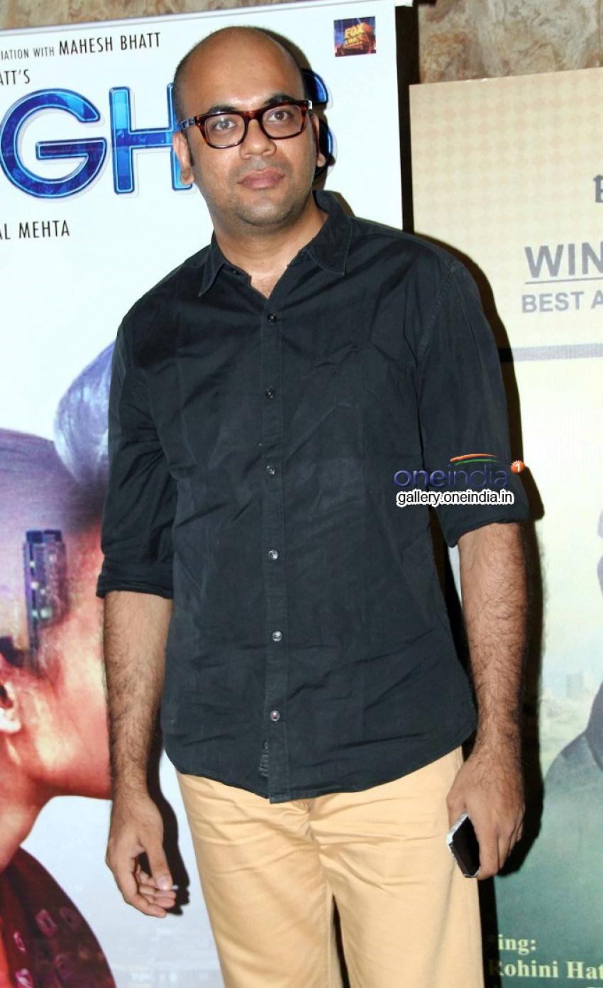 Mahesh Bhatt Saaransh award to Hansal Mehta for City lights Photos