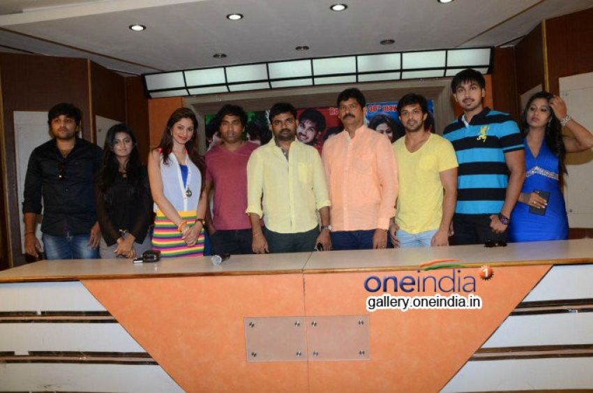Green Signal Press Meet Photos