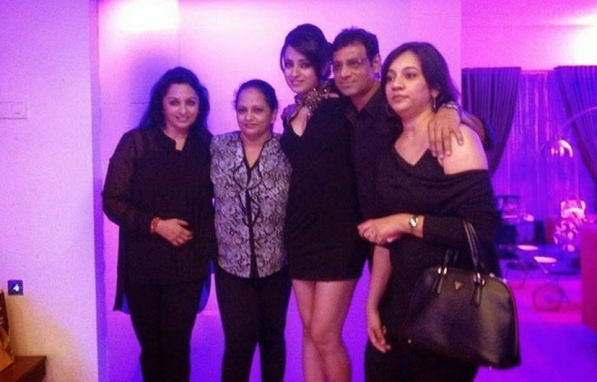 Trisha Birthday Party 2014 Photos