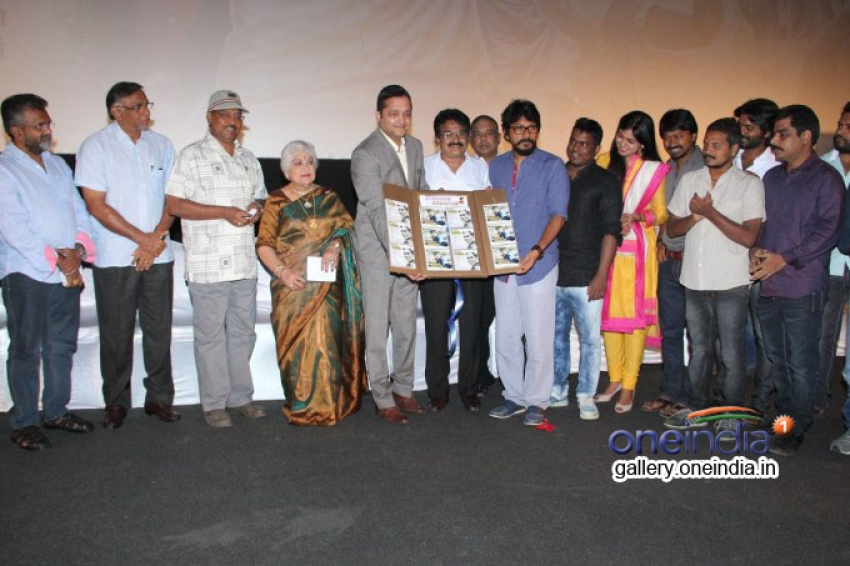 Vanavarayan Vallavarayan Audio Launch Photos