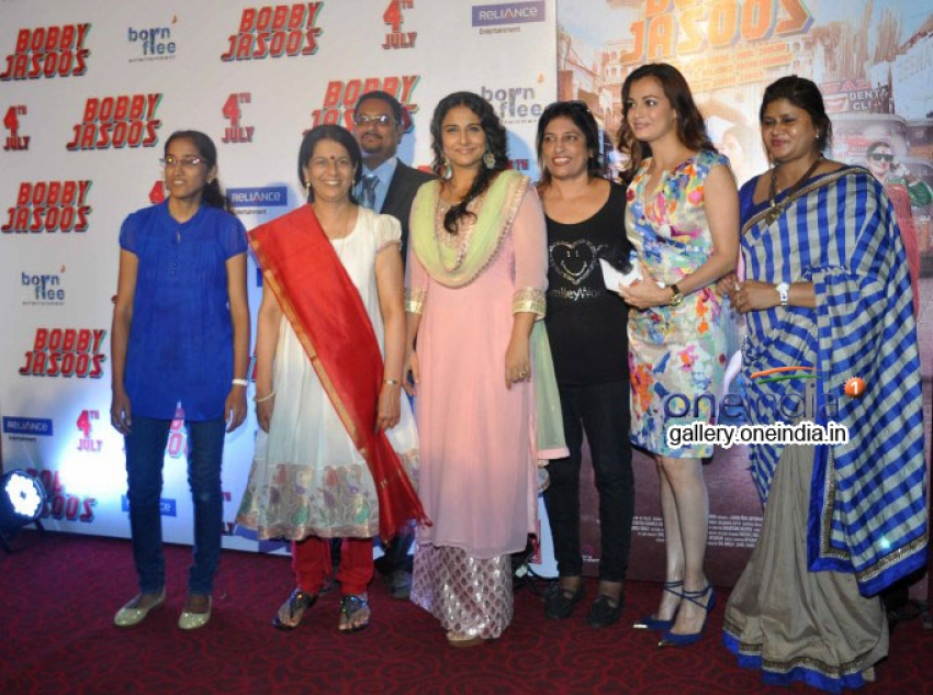 Bobby Jasoos Trailer Launch Photos