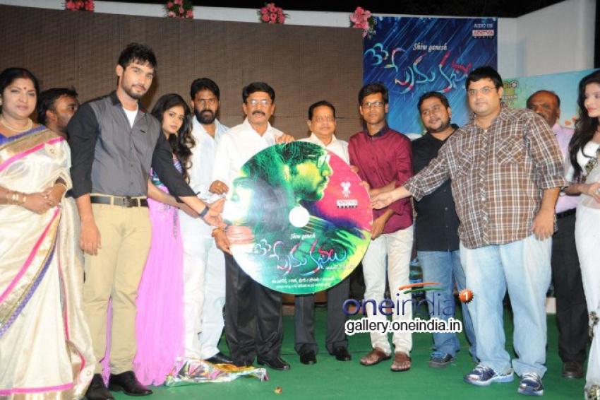 33 Prema Kathalu Audio Launch Photos