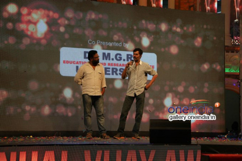 8th Vijay Awards Prelude Photos