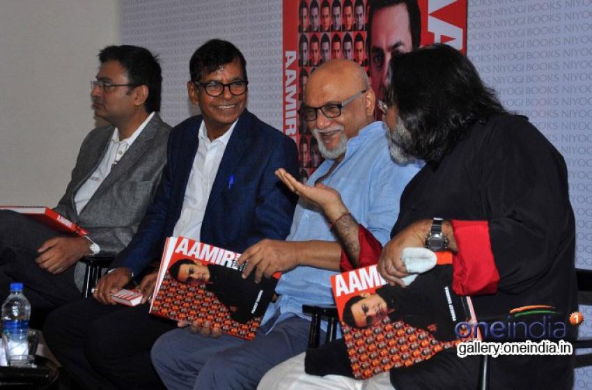 Aamir Khan's Activist, Achiever book launched Photos