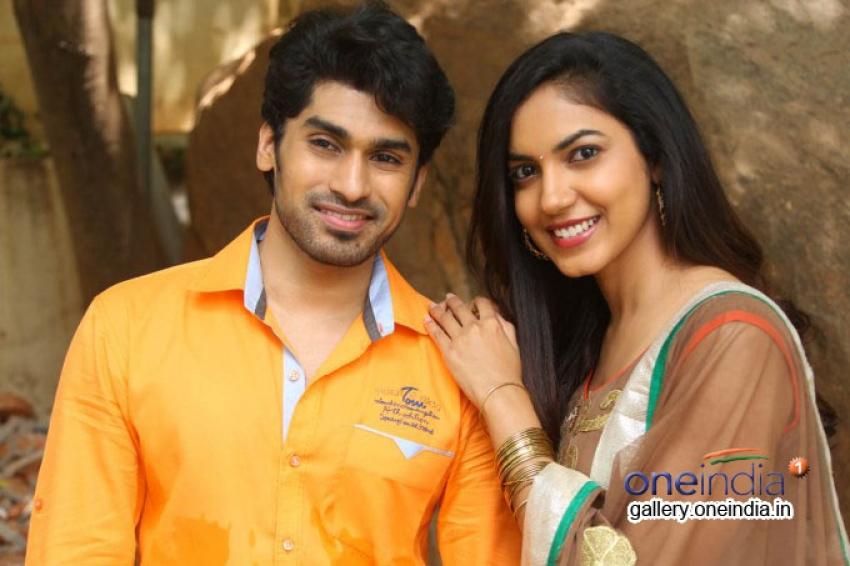 Sri Charan Karthikeya Movie Launch Photos