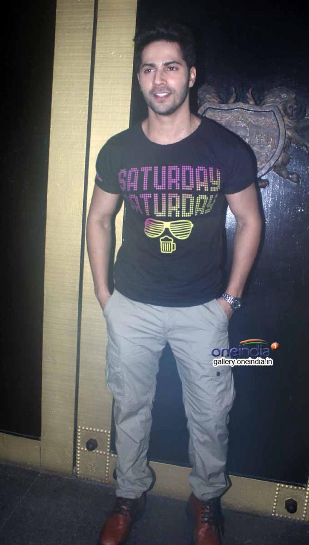 Promotion of Humpty Sharma ki Dulhania at Royalty Club Photos