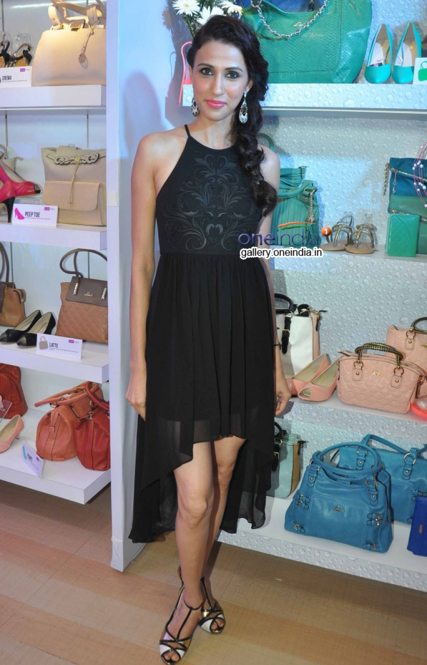 Alesia Raut Launches Lavie Store Photos