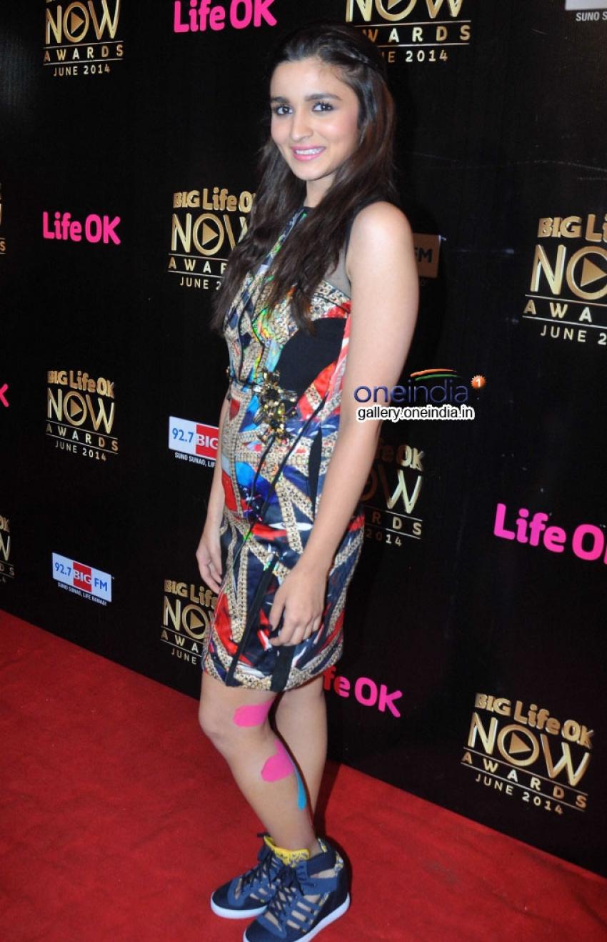 Life Ok Now Awards 2014 Photos