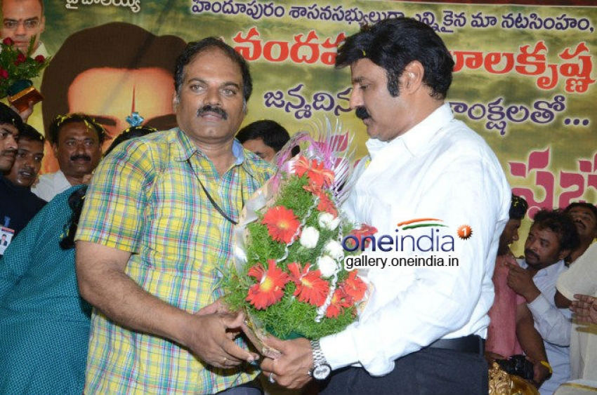 Balakrishna Birthday Celebration 2014 Photos