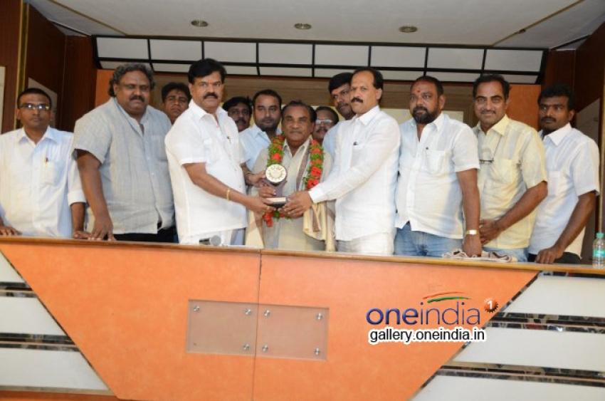 Chakali Ilamma Press Meet Photos