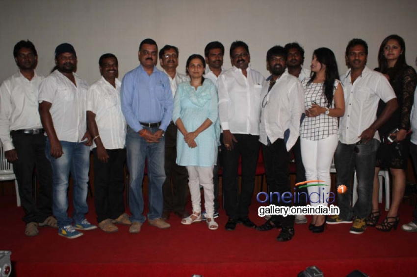 Cigarette Movie Press Meet Photos