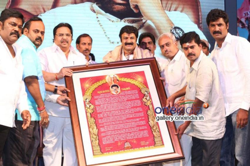 Balakrishna's Legend 50 Days Celebrations Photos