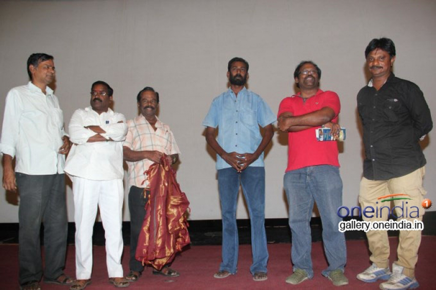 Dhanush 5am Vaguppu Press Meet Photos