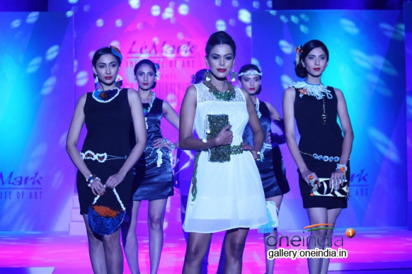 Evolve Marque 2014 Fashion Show Photos