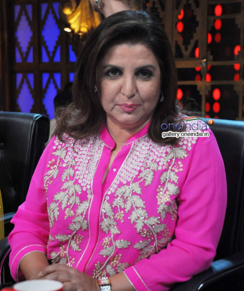 Farah Khan Photos