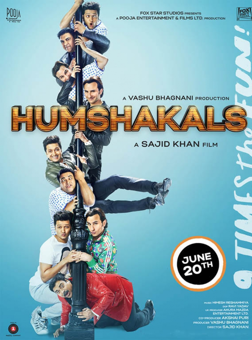 Humshakals Photos