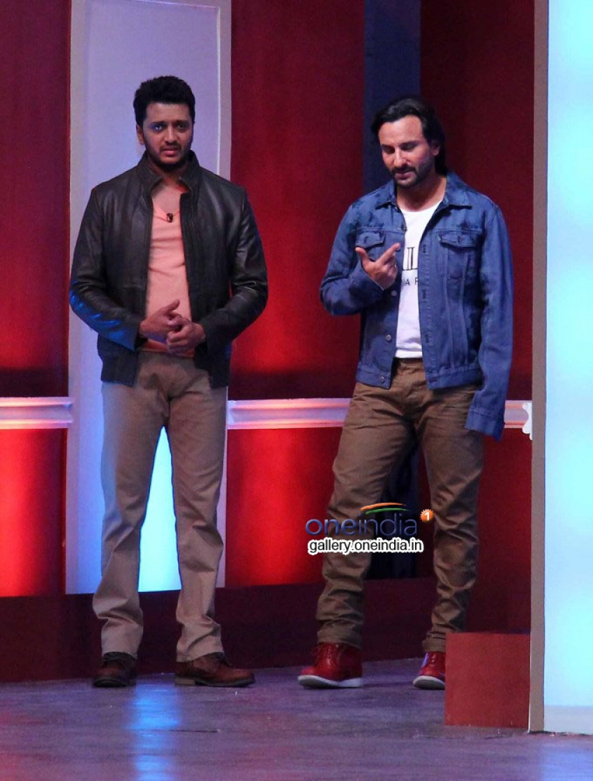 Humshakals Promotion on the Sets of Star Plus's Special Episode Hasee House Photos