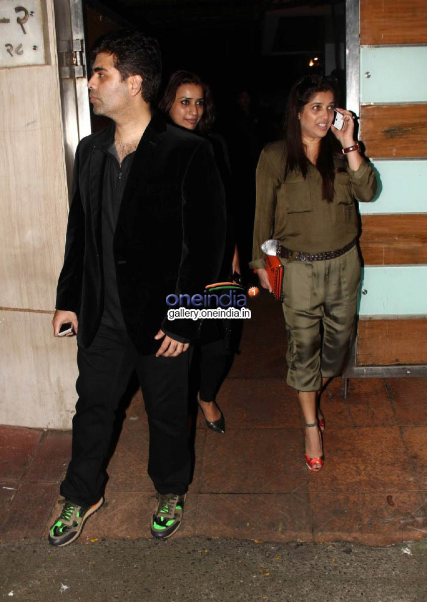 Ekta Kapoor Party at her House Photos