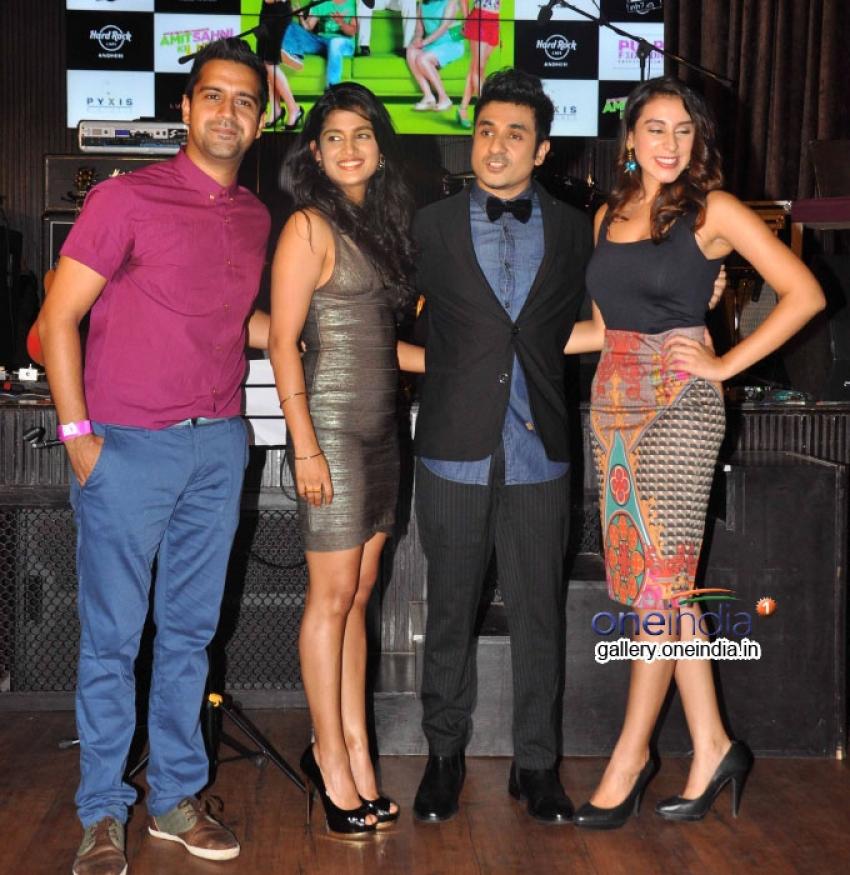 Amit Sahni Ki List Music Launch Photos