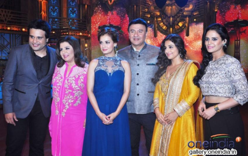 Bobby Jasoos Promotion on the sets of Entertainment Ke Liye Kuch Bhi Karega Photos