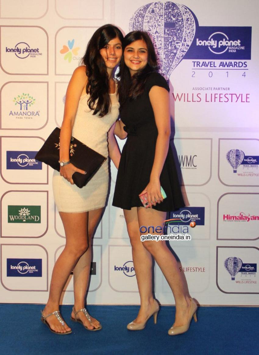 Lonely Planet Magazine India Travel Awards 2014 Photos