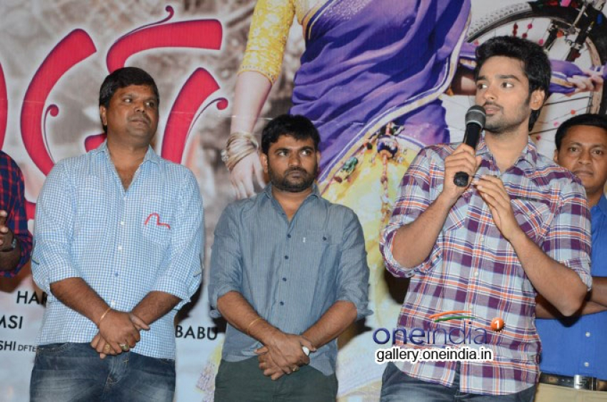 Lovers Press Meet Photos