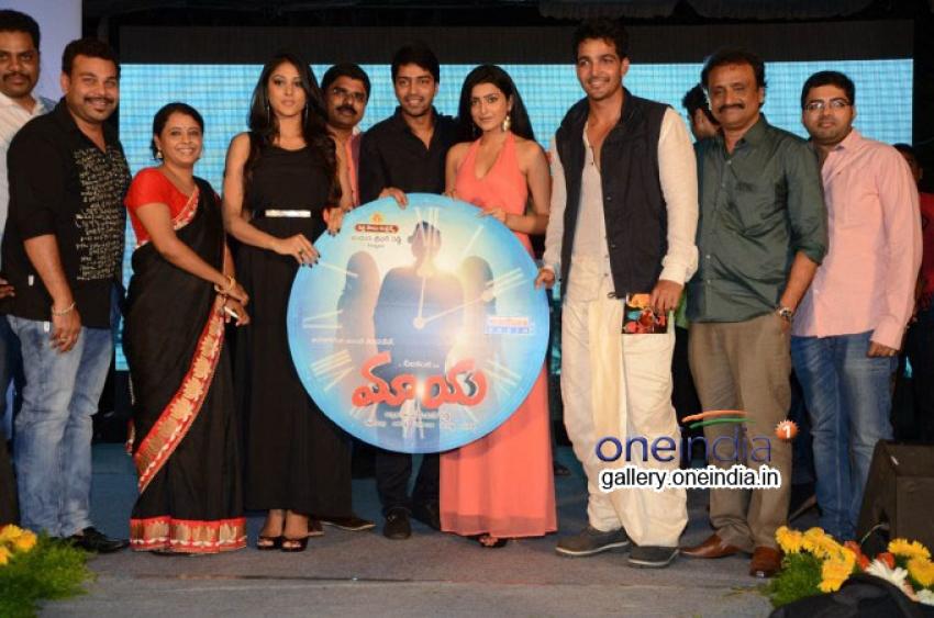 Maaya Audio Launch Photos
