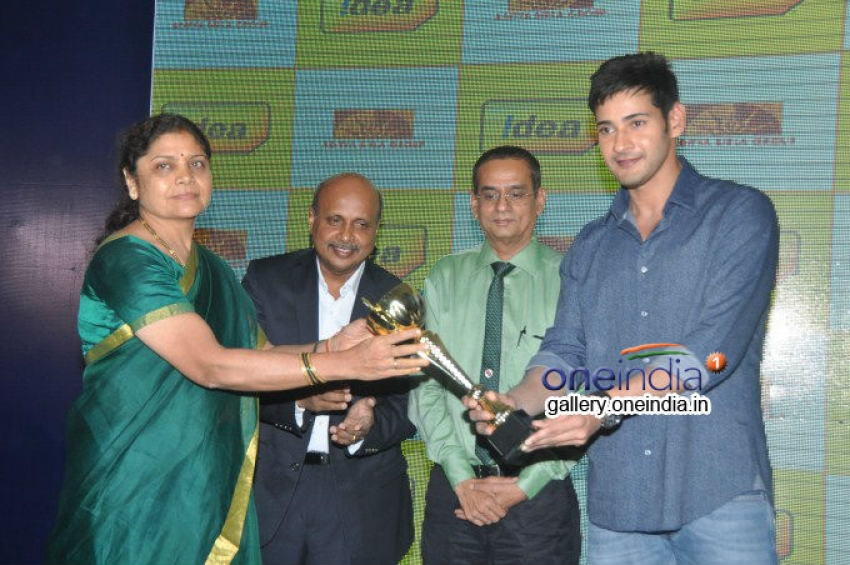 Mahesh Babu at Idea Students Awards Photos