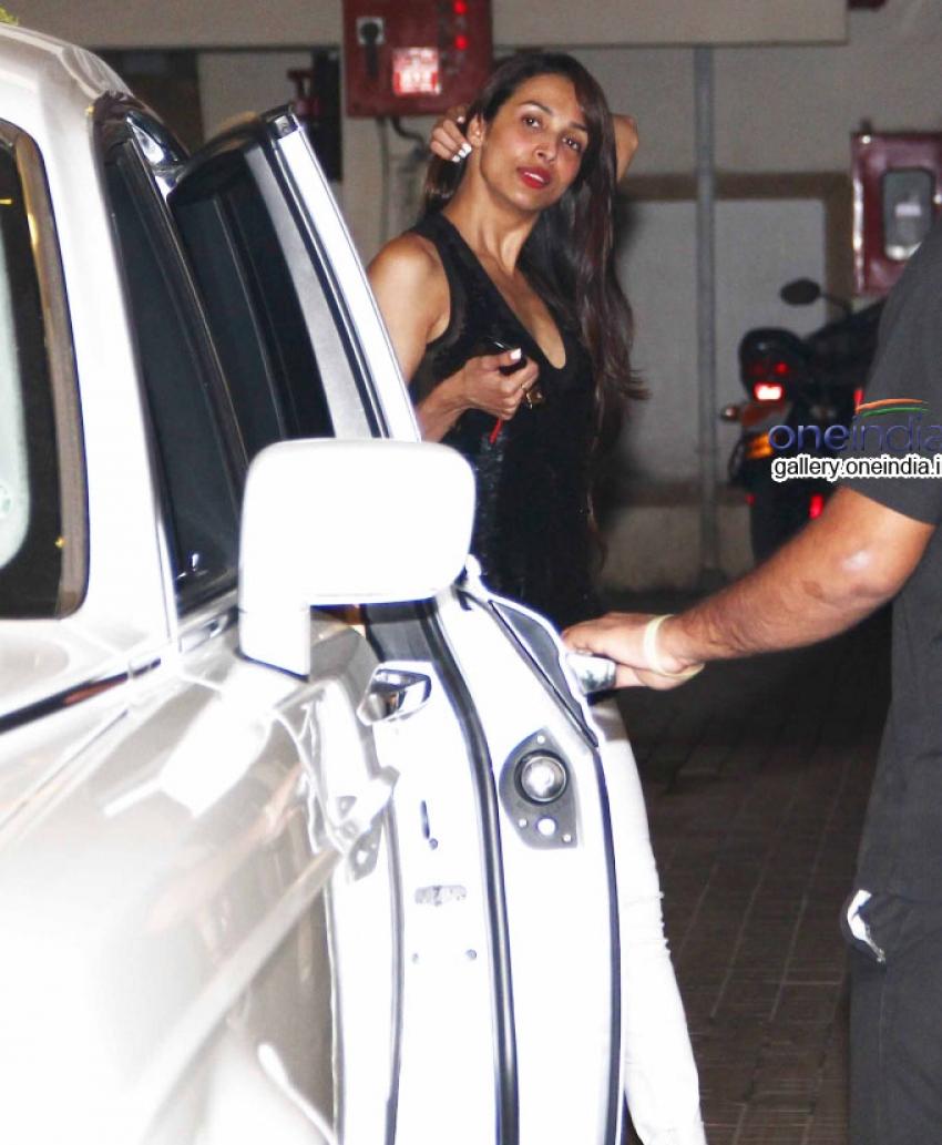 Karisma Kapoor Birthday Party at Kareena Kapoor's house Photos