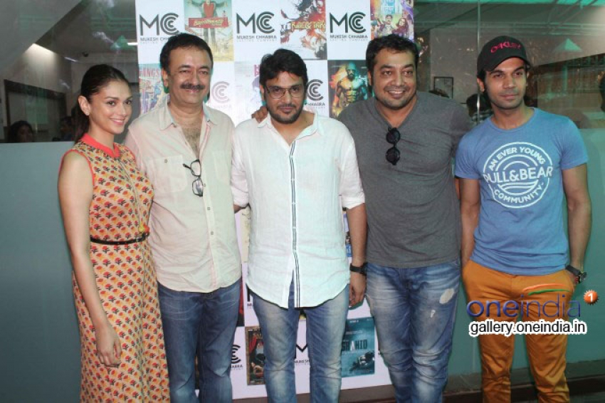 Mukesh Chhabra Casting Agency Launch Photos