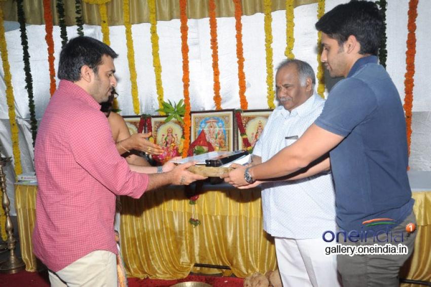 Naga Chaitanya New Movie Launch Photos
