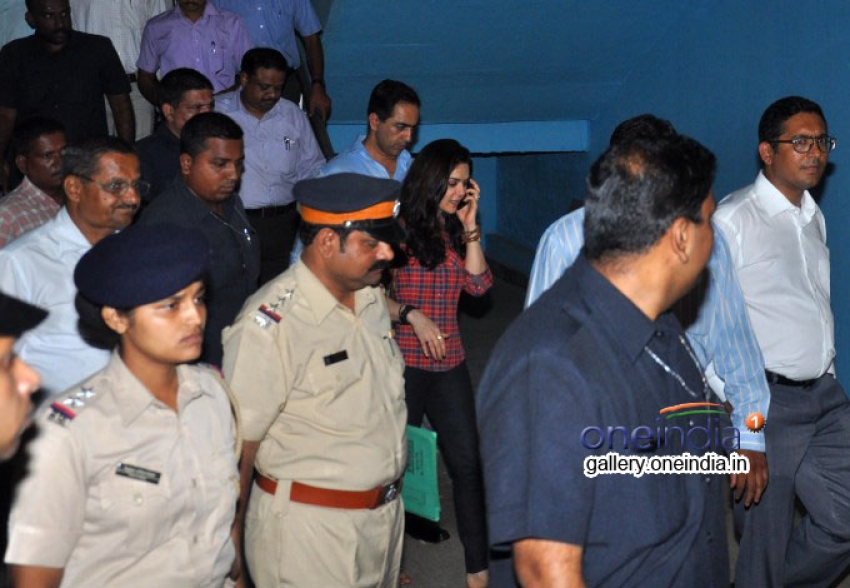 Preity Zinta Snapped After Giving Her Statement Photos