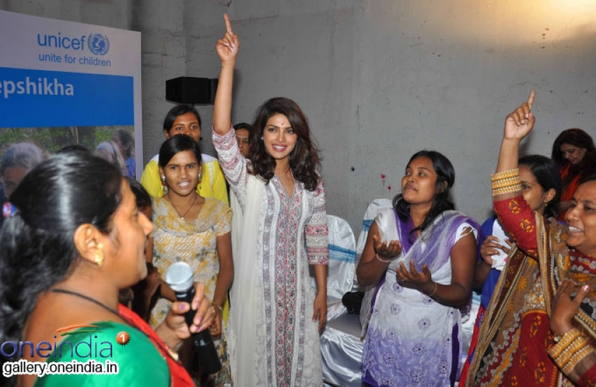 Priyanka Chopra at UNICEF Event Photos