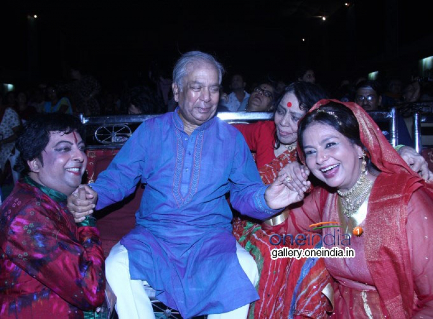 Kalashram Tribute to Birju Maharaj Photos