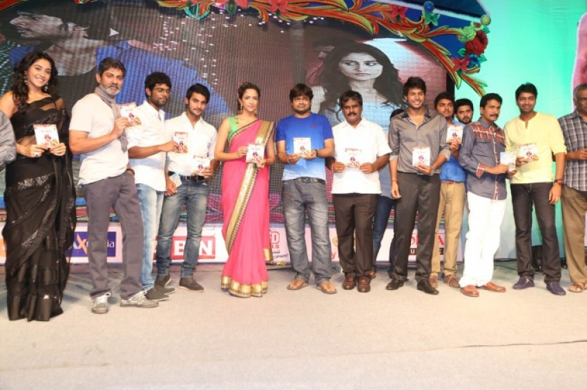 Raa Raa Krishnaiah Audio Launch Photos