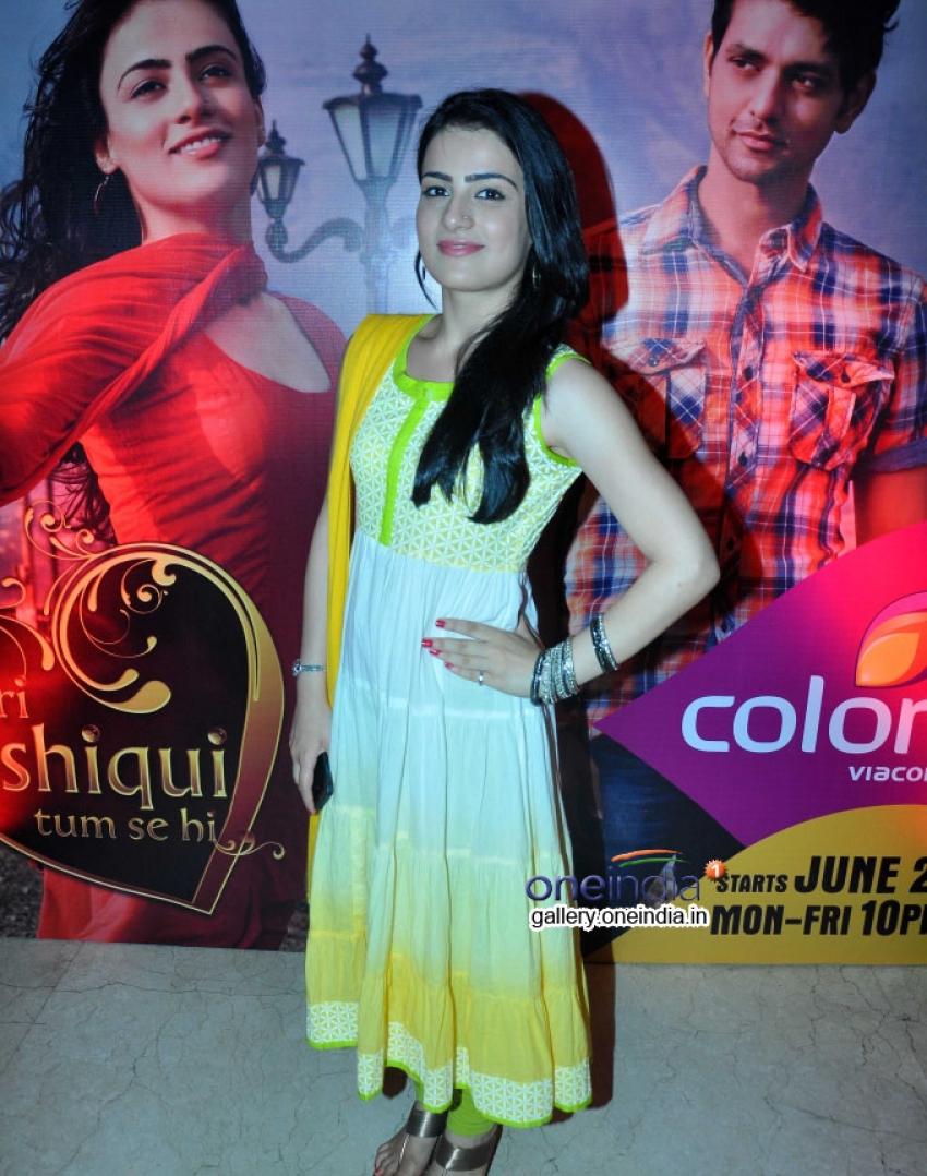 Meri Aashiqui Tum Se Hi Press Meet Photos