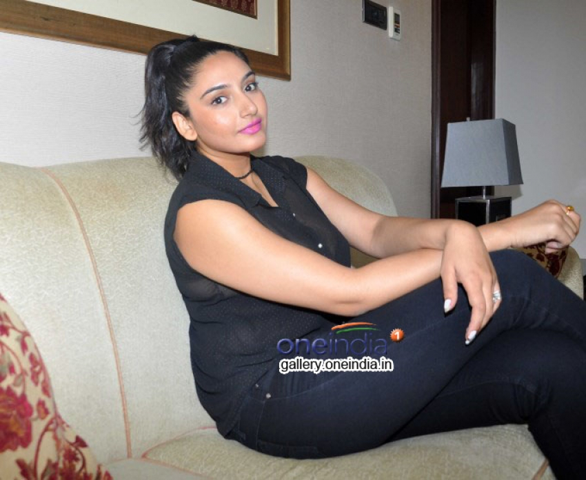 Ragini Dwivedi Photo Shoot for Film Amma Photos