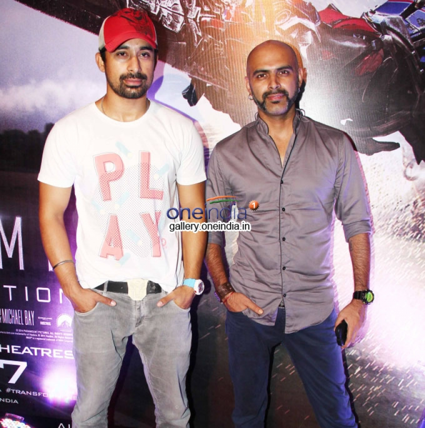 Transformers 4 Special Screening Photos