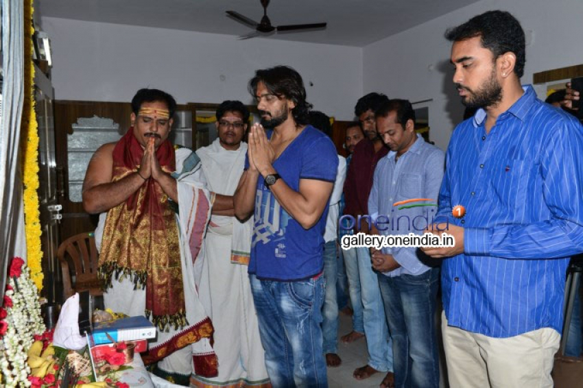Sai Ram Shankar New Movie Launch Photos