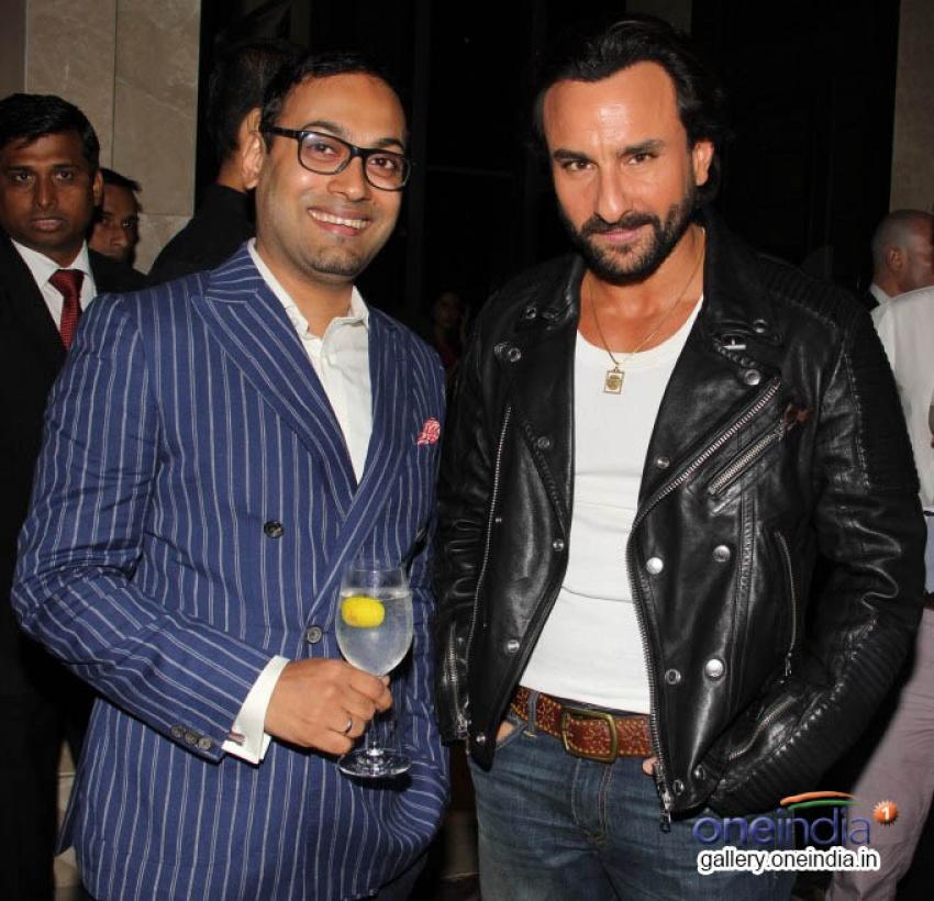 Celebrities At GQ Best Dressed Men 2014 Photos