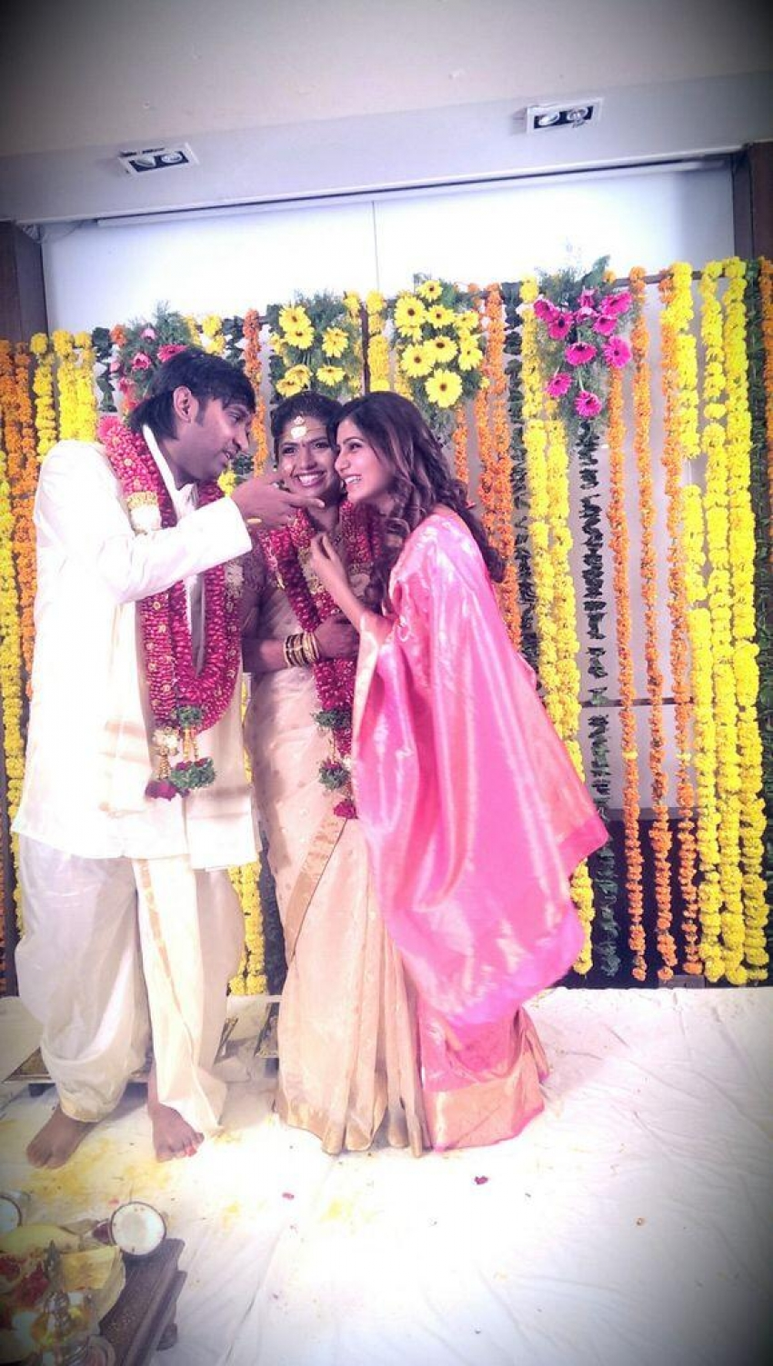 Neeraja Kona's wedding Photos